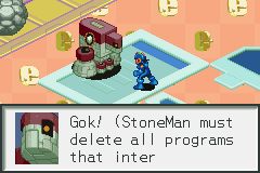 Megaman Battle Network - How can he understand him?? - User Screenshot